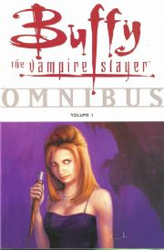Buffy The Vampire Slayer Omnibus 1 Graphic Novel Trade Paperback TPB